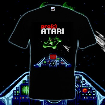 PRO(C) ATARI #14  T-Shirt Größe S
