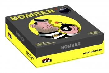 BOMBER Deluxe Edition (Spiel: Atari XL/XE, Format: Diskette)
