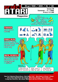 PRO(C) ATARI - Issue 10 (English Edition)
