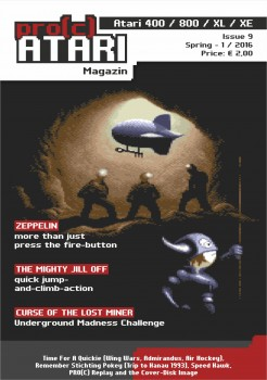 PRO(C) ATARI - Issue 9 (German Edition)