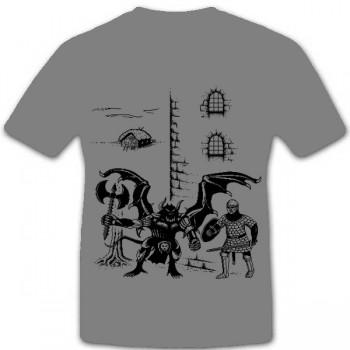 PRO(C) ATARI - Ausgabe 4 T-Shirt