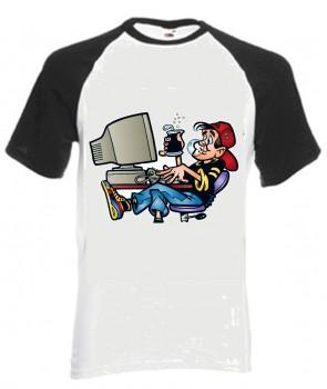Computer Freak T-Shirt