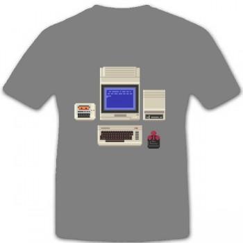 RETRO COMPUTER-SYSTEM T-Shirt