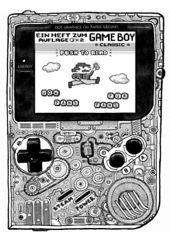 A Magazine for the Game Boy - Issue 1 regular edition