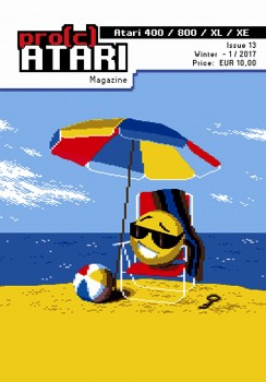 PRO(C) ATARI - Issue 13 Softcover-Book Edition