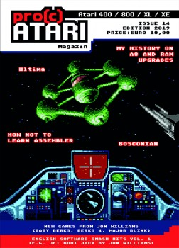 PRO(C) ATARI - Issue 14 Softcover-Book Edition