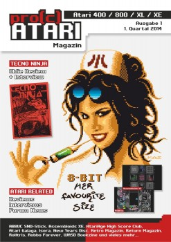 PRO(C) ATARI - Issue 1 (German Edition)