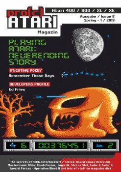 PRO(C) ATARI - Issue 5 (English Edition)