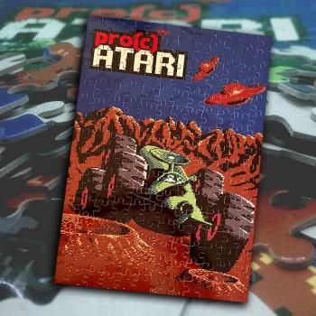 PRO(C) ATARI - Issue 15 Jigsaw Puzzle (192 parts)