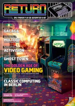 RETURN - Issue 16 (rare)