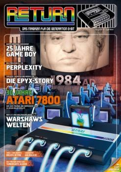 RETURN - Issue 18 (rare)