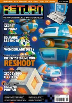 RETURN - Ausgabe 26