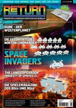 RETURN - Issue 28