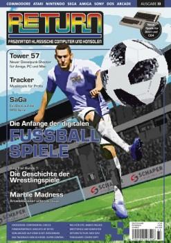RETURN - Issue 33