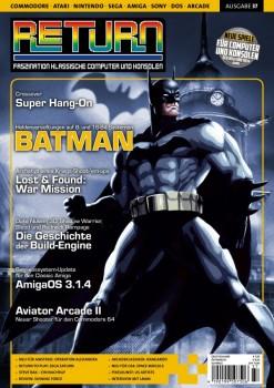 RETURN - Issue 37