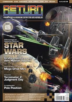 RETURN - Issue 39