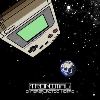 TRONIMAL - Intergalactic Nomad CD (Gameboy-Music)