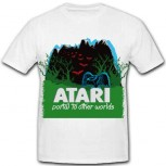 PRO(C) ATARI - Ausgabe 3 T-Shirt Größe XXL
