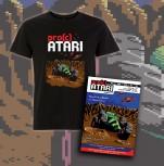 PRO(C) ATARI - Ausgabe 15 Softcover-Buch Edition Bundle + T-Shirt Größe L